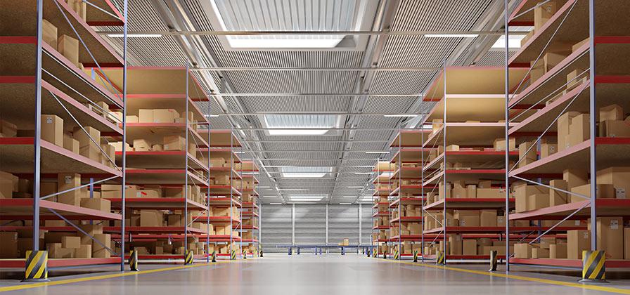Ökad efterfrågan på lager i Stockholm